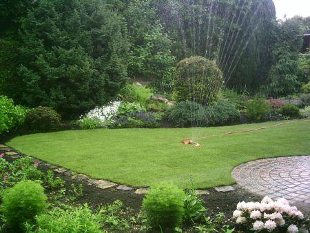 Tuin Laten Aanleggen : Nieuwe tuin aanleggen door specialist naar uw wensen