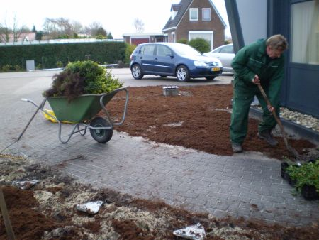 Tuinrenovatie Berends Groencentrum